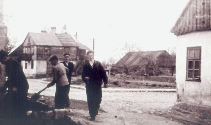 Punskas 1957 m. ties vieta, kur vyko LVKD suvažiavimas