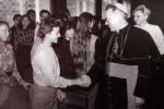 J.E. vysk. Paulius Baltakis Punsko gimnazijoje 1994 m.