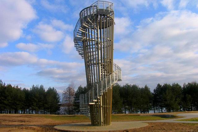 Veisiejų apžvalgos bokštas